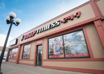 Snap Fitness Exterior