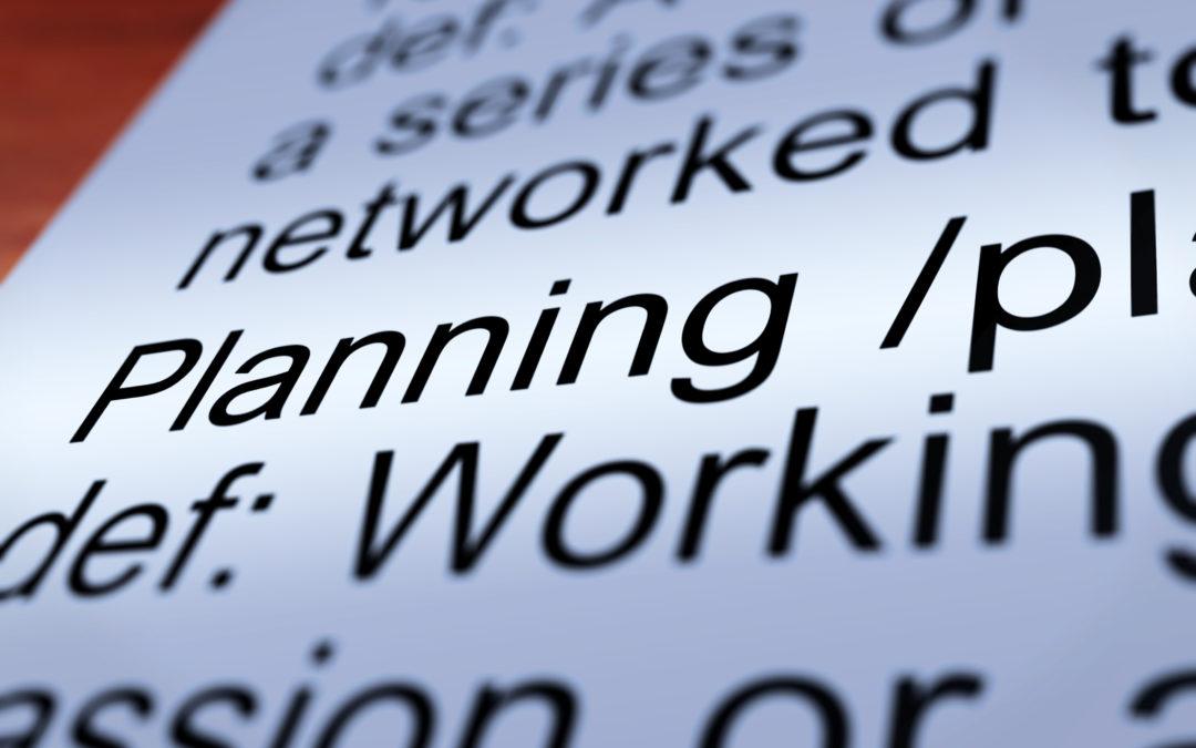 Planning isn't Perfect