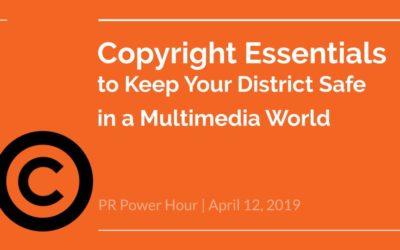 Copyright Essentials for Schools