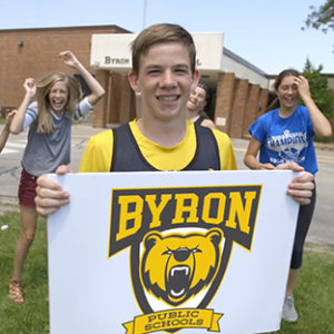 The New Byron Bear