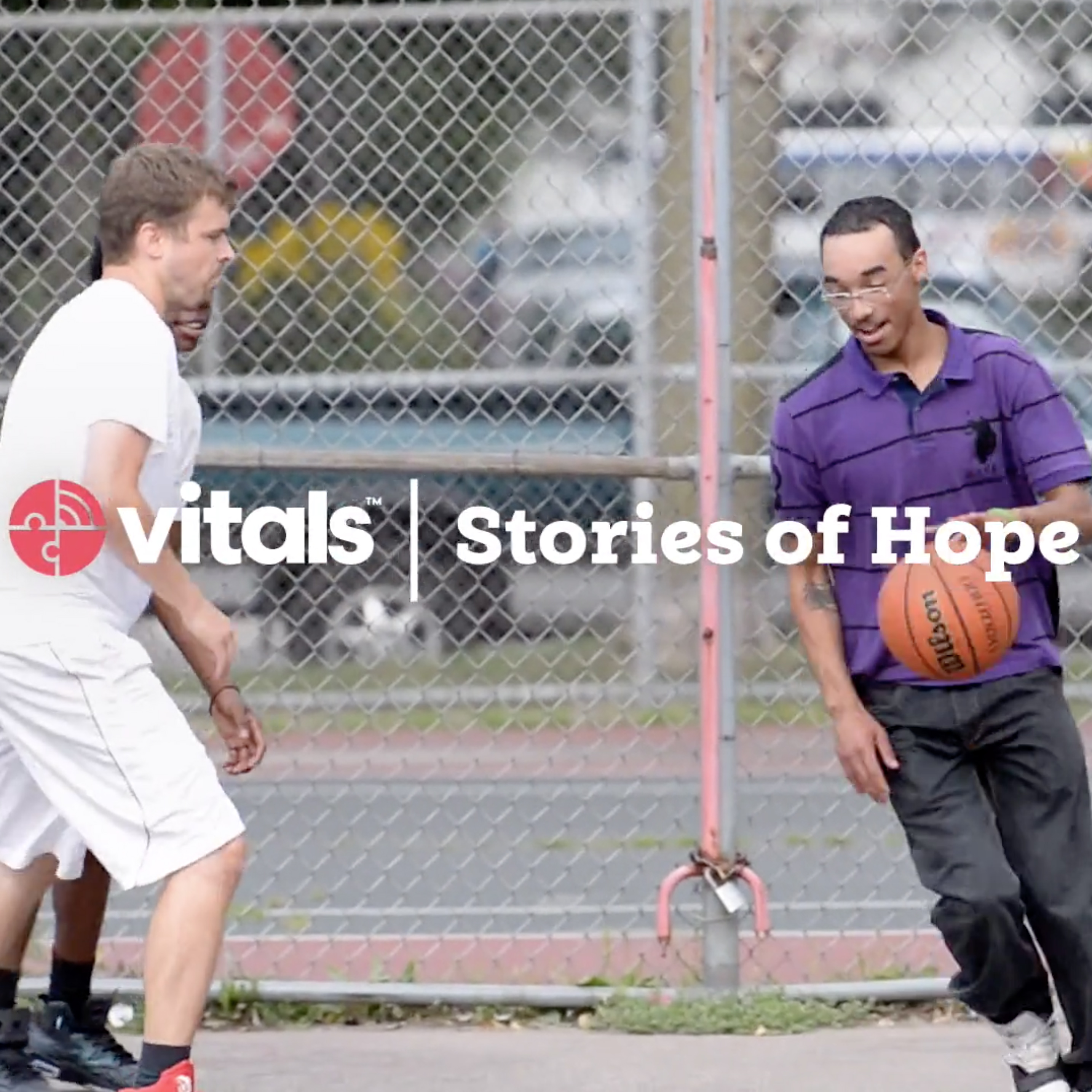 Marcus' Story with Vitals