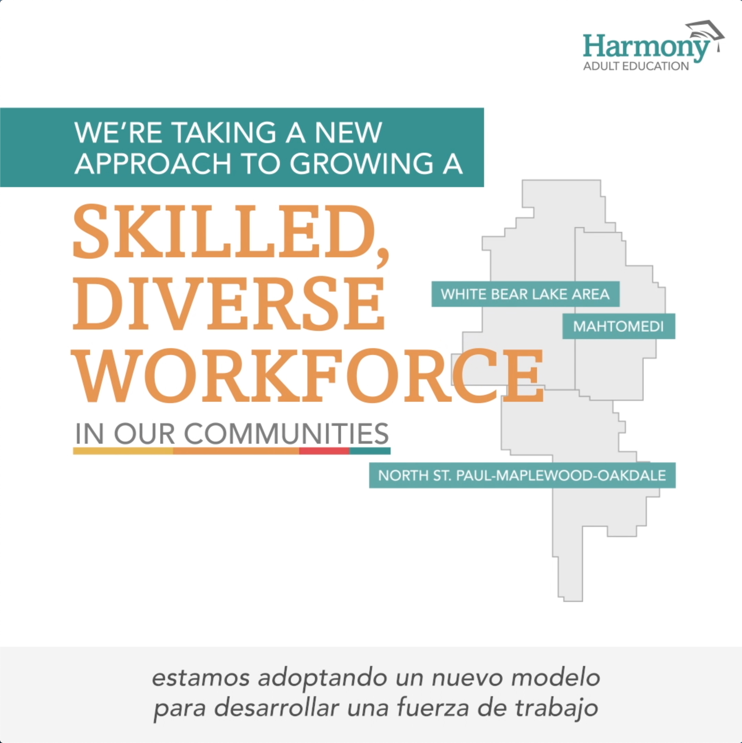Harmony Adult Education Career Pathways