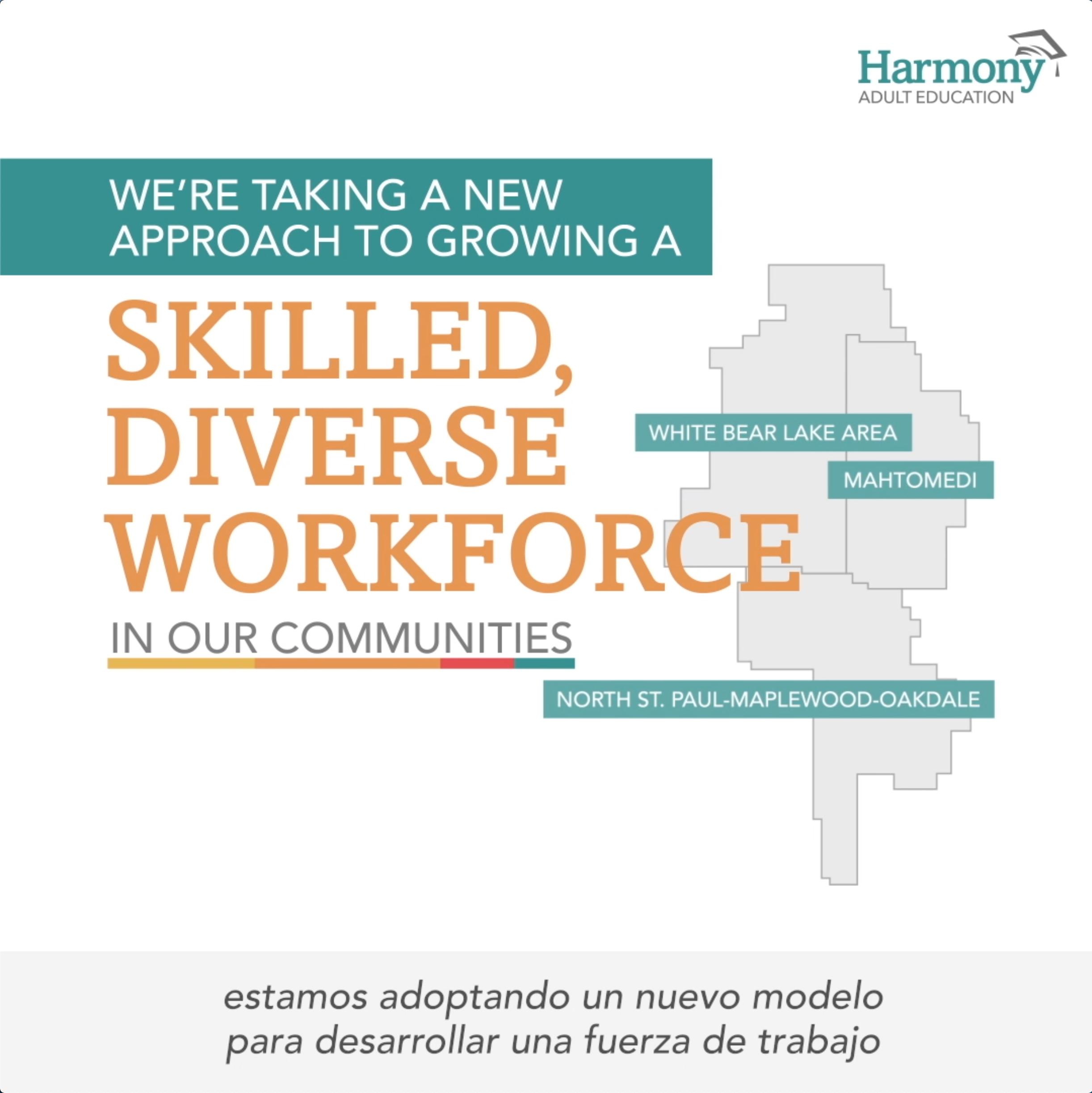 Harmony Adult Education Career Pathways