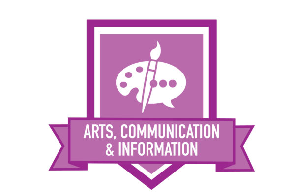 Proctor_Pathway_Icons_v.f_Arts, Communication, & Information Logo