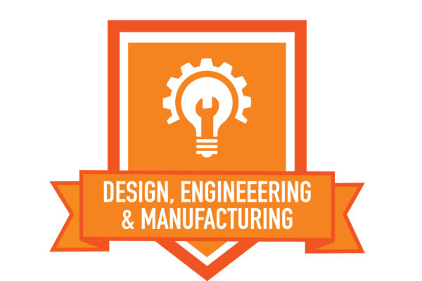 Proctor_Pathway_Icons_v.f_Design, Engineering & Manufacturing Logo