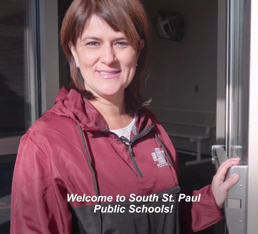 Bienvenidos a las Escuelas Públicas de South St. Paul